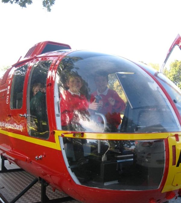 Air Ambulance Visit