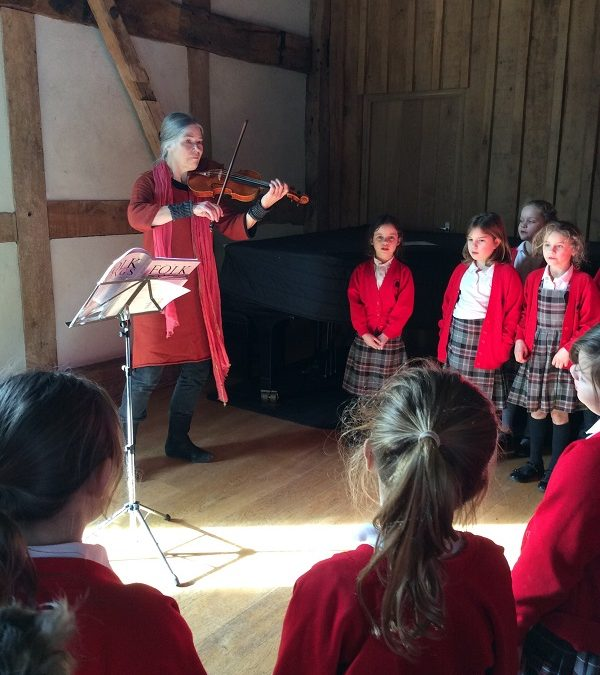 Music at Hellens House