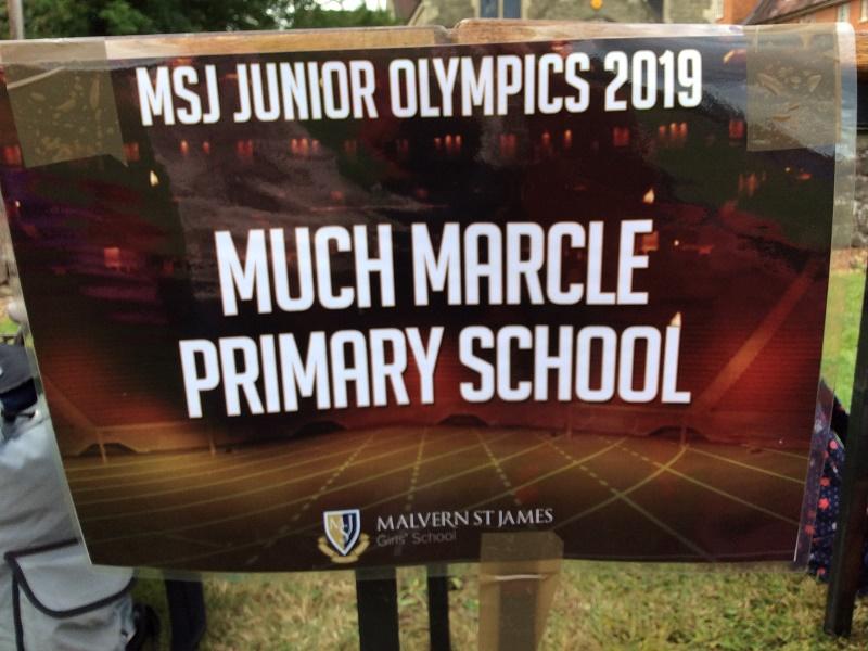 Malvern St James Olympics