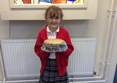 Chocolate cake by Mrs James
