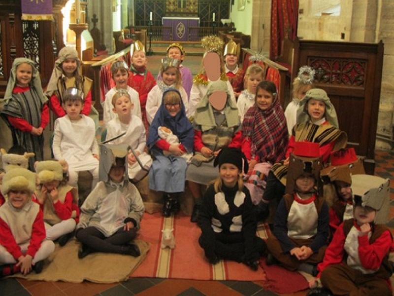 Nativity and Carol Concert