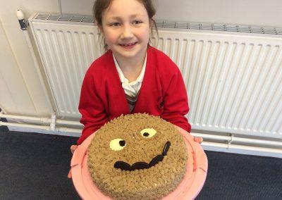 Chocolate Monster Cake