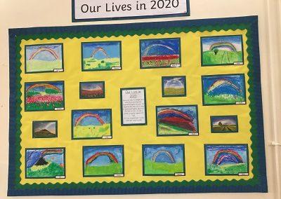 Class 2 - Rainbow Scenes