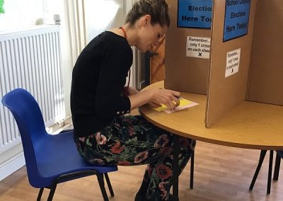 The teachers even get a vote