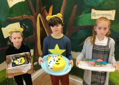 Cake Winners