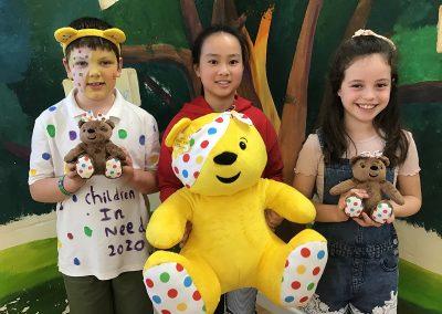 Teddy Winners