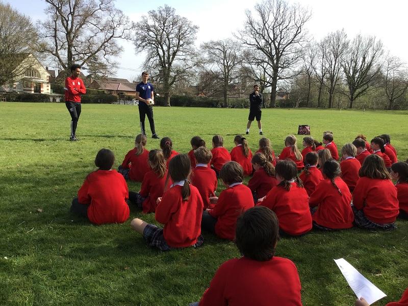 Hereford FC Visit