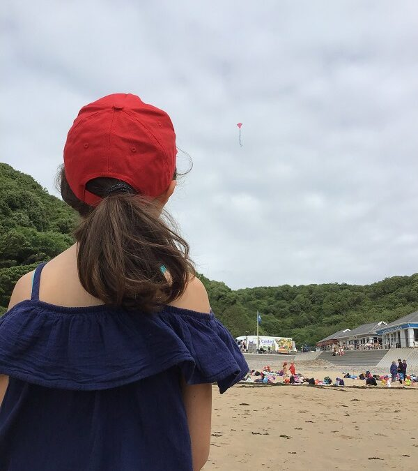 Our whole school trip to Caswell Bay