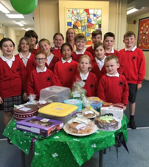 Macmillan Cake Raffle 2021