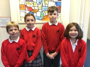 Our School Council for 2021/22